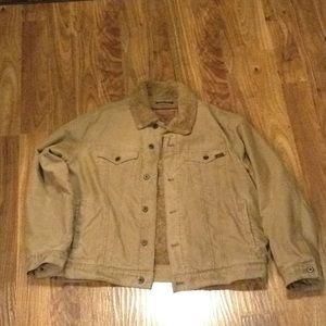 American Eagle Corduroy Weather Jacket